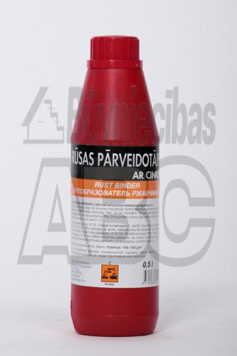 Rust modifier 0.5l zinc oxide