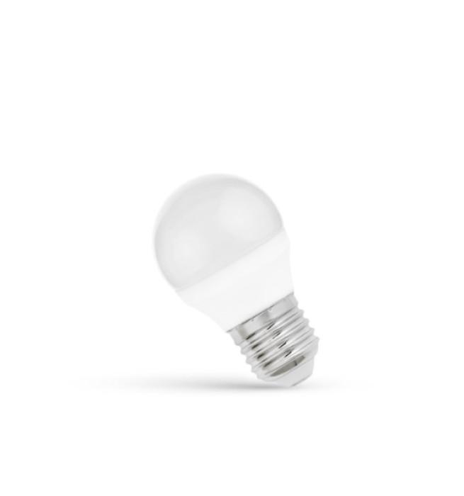 LED Spuldze 6W 470Lm 3000K E27 bumbiņa