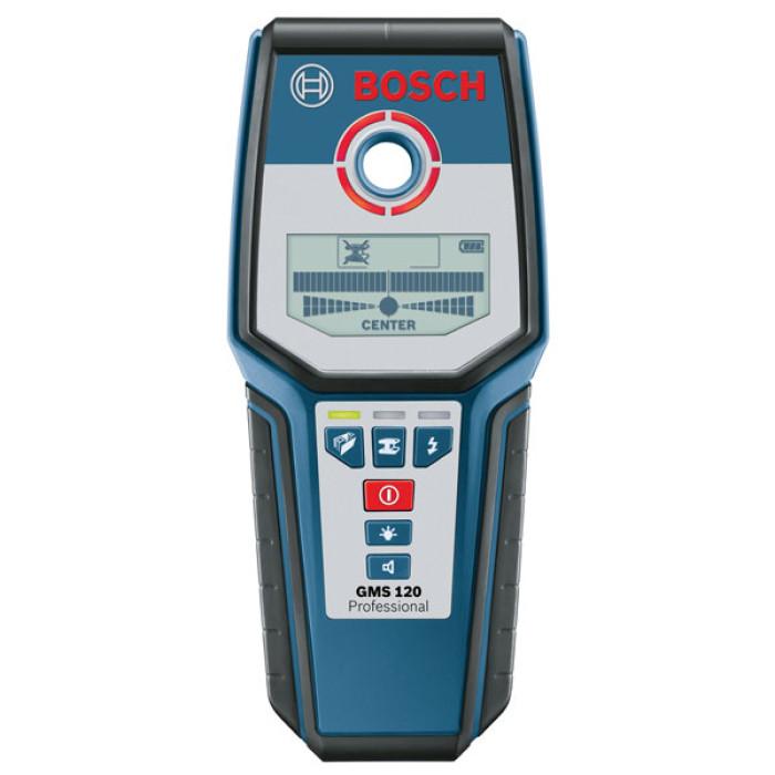 Detektors GMS120 Prof Bosch  skaneris Par