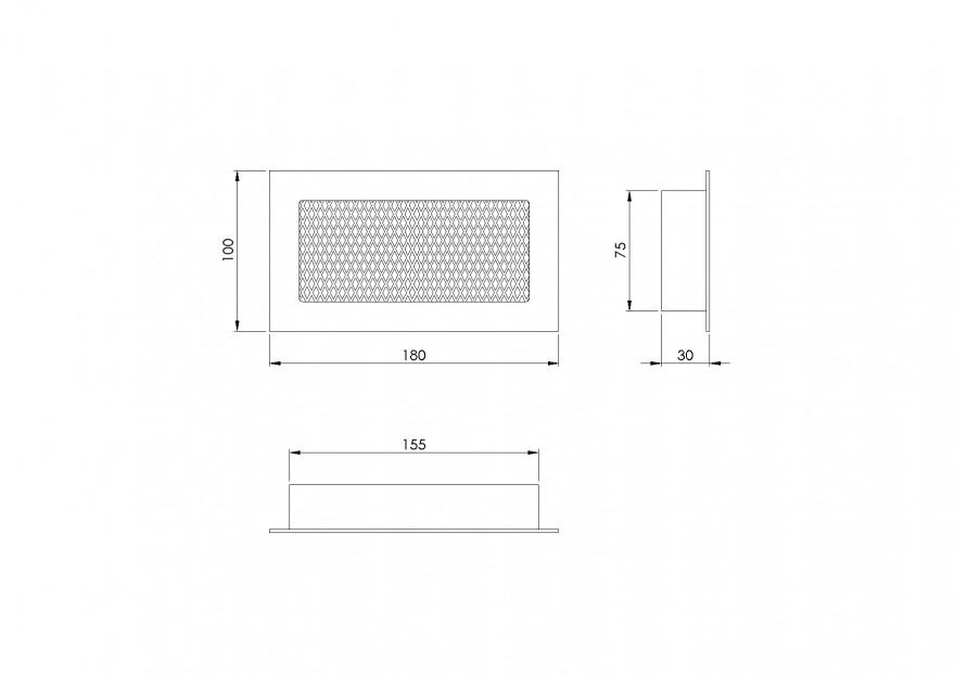 grillefireplace,180x100mm