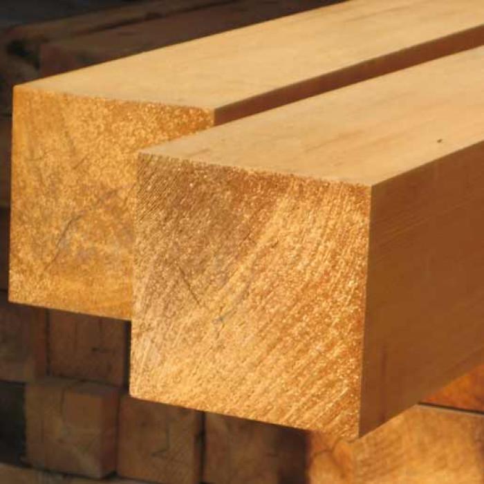 Timber 100x100x6000mm