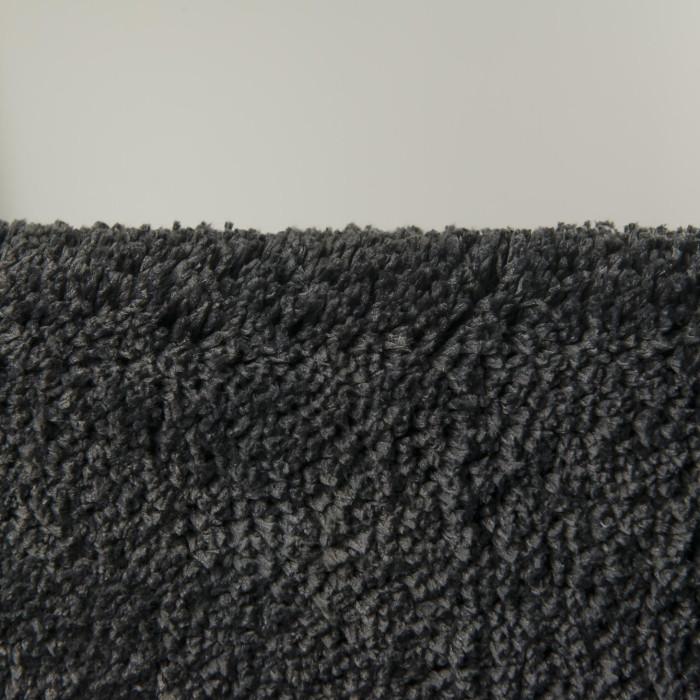 ANGORA 55x60cm, pelēks, vannas istabas tep.