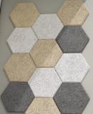 Dizaina plāksne 289x250x25mm,1mm skaida,P7,balts