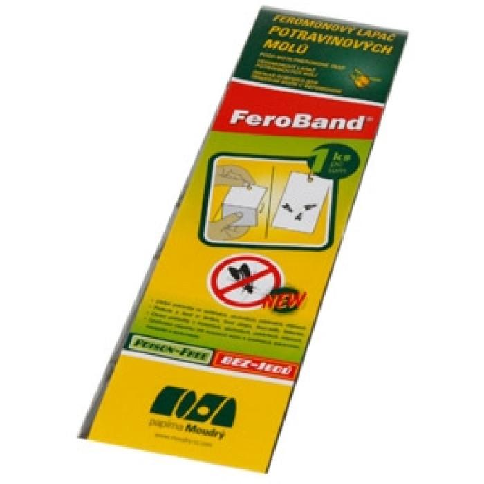 FeroBand plāksnes pret  pārtikas kodēm