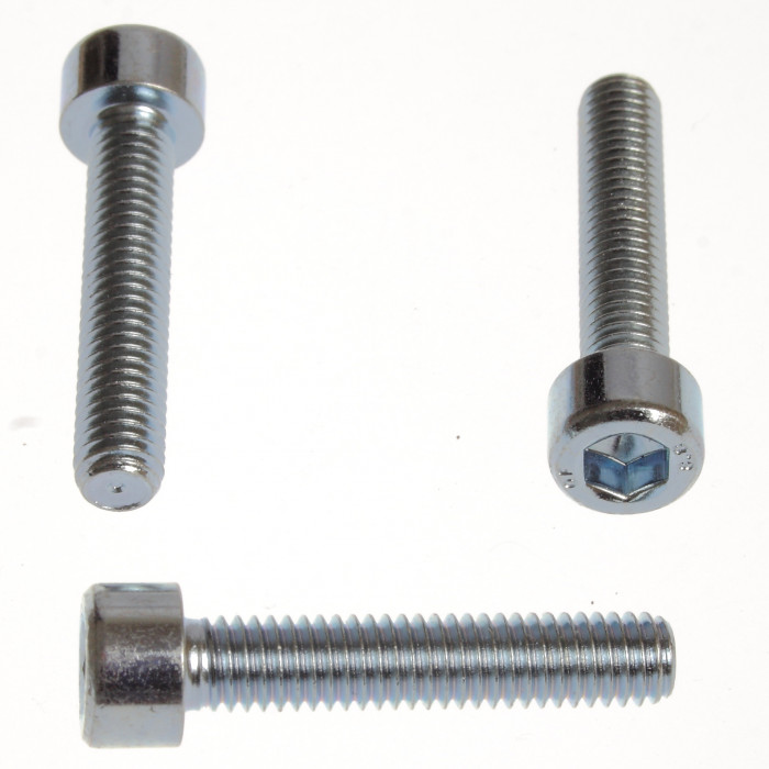 Hexagon Socket Head Cap Screw Din 912 M8x30 (100) Zn