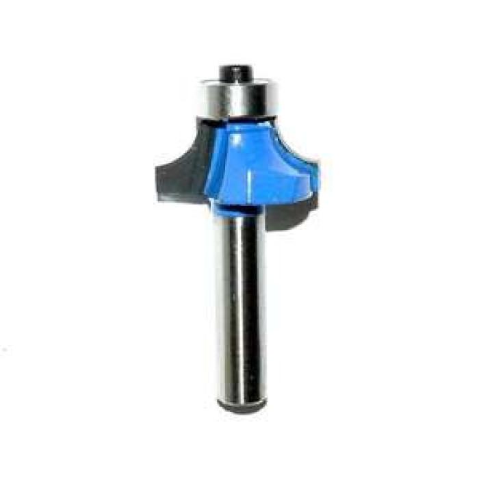 Milling cutter R6/L8mm