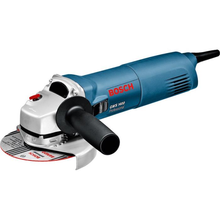 Угловая шлифмашина GWS 1400 Professional BOSCH (0601824800)