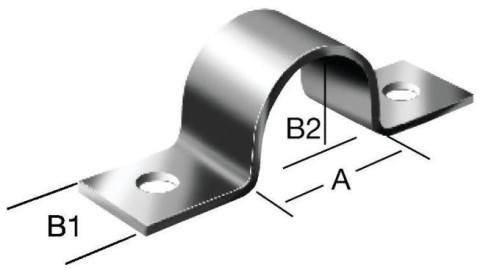 Caurules stprinājums 19x15mm