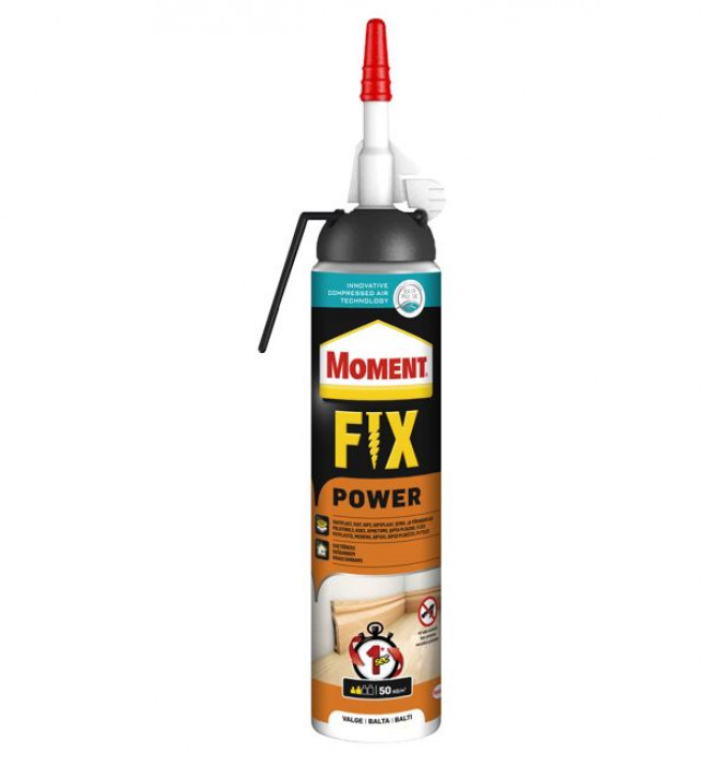 Moment Power Fix Pressure Pack 250G Mounting glue