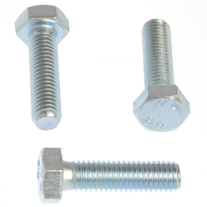screw Din 933 8.8 M12x75