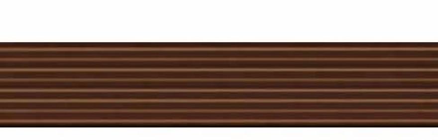 Flīzes listella 2.5x50  Oxia Brown EX