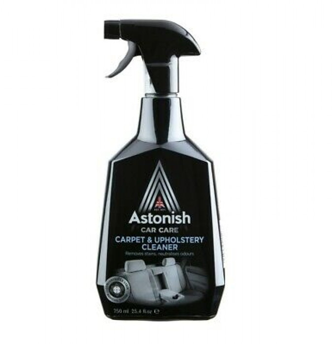 Astonish Carpet & Upholstery Cleaner 750ml