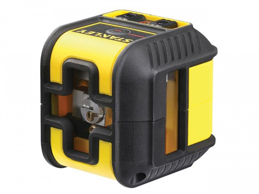 Laser level CROSS 90 next Generation, red beam STHT77502-1