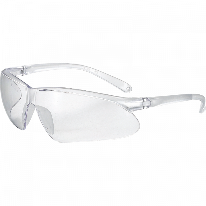TAMREX Maxcomfort safety glasses with colorless lenses TU50511