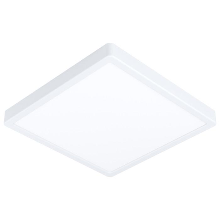 Потолочный / настенный светильник EGLO Fueva5 LED 20W square white 99238