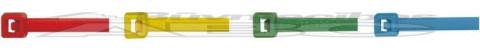Savilces ELEMATIC 140x3.5mm  zaļas