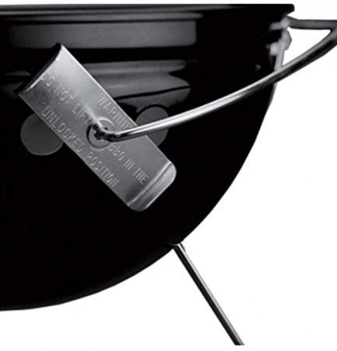 Ogļu grils Weber Smokey Joe Premium 37cm, 1121004
