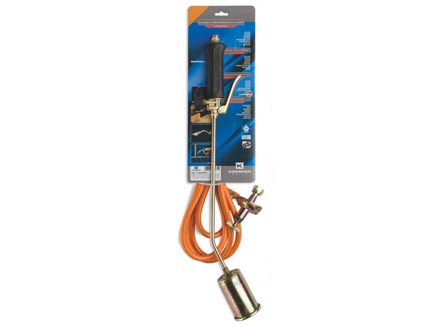 Kemper roof burner 86cm with hose 5m & reducer