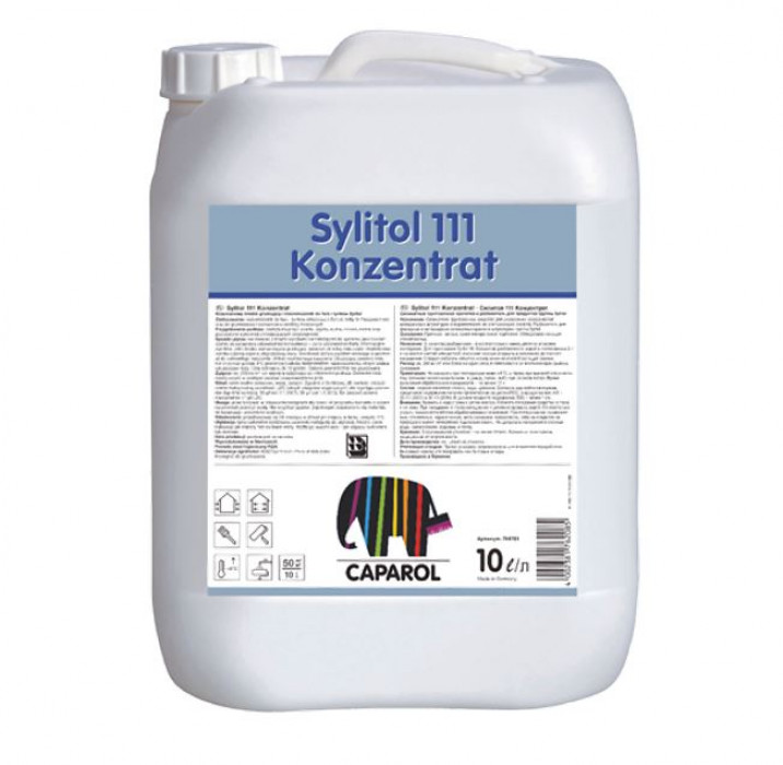 Primer Caparol Sylitol Konzentrat 2.5L