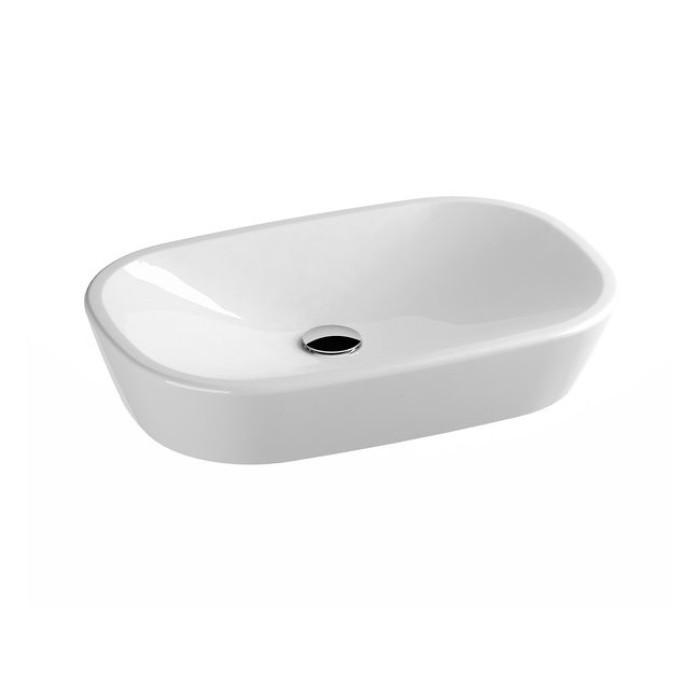 Ravak Izlietne Ceramic 600 O  balta XJX01160001