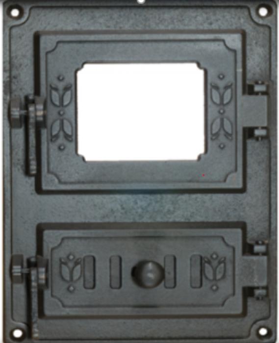 JUGNE-L plīts durvis A-32A  375x275 mm