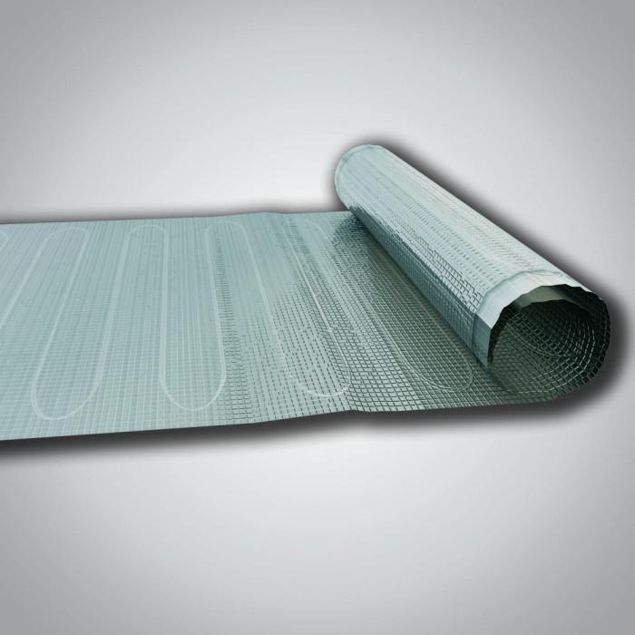 Heating mats AL MAT 80W/m2 3m2 0,5x6m 240W