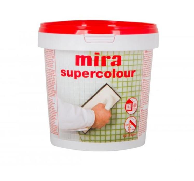 mira SUPERCOLOUR 132 1.2kg Улучшенный раствор для заполнения швов керамики и натурального камня (CG2 W A)