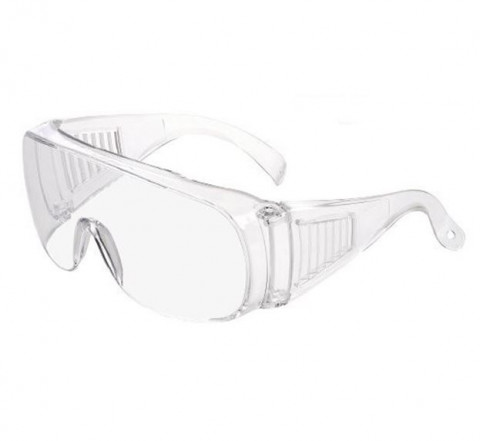 Tamrex visitor aizsargbrilles ,caurspīdīgas