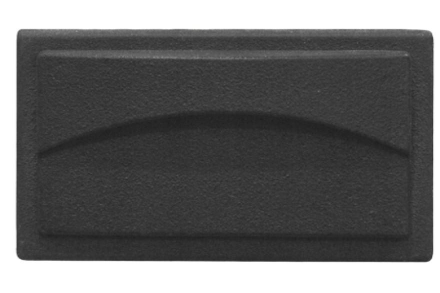 Pisla pelnu lūka HTT406  130x65mm , 40400130