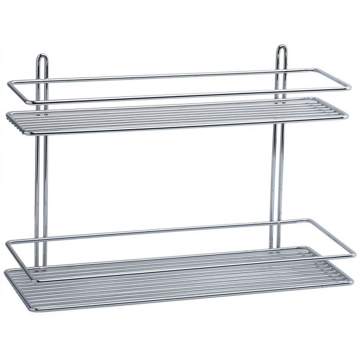 Special straight 2-shelves Wireshelf