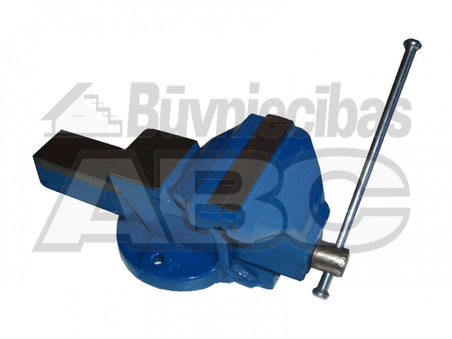 NOVIPro Parallel vice,fixed base 125mm