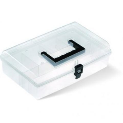 Instrumentu kaste plastmasas  25cm