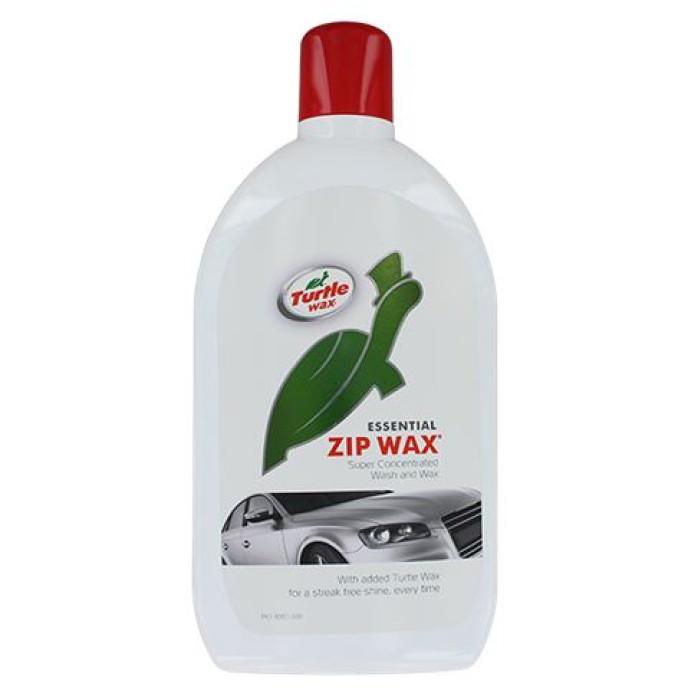 Turtle Wax Essential ZIP Wax 500ml Auto šampūns TURTLE WAX 52822