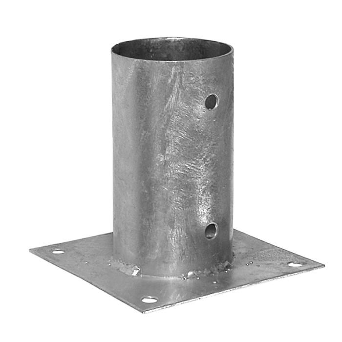 Staba pamatne apaļa  101x150x2 mm
