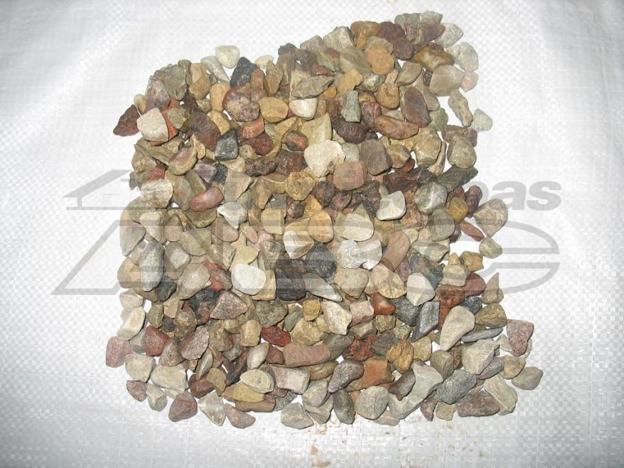 Crushed stone,fraction 8-16 25 kg