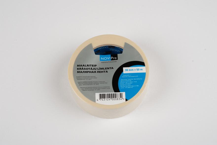 NOVIPRO masking tape 38mm x 50m  PROF