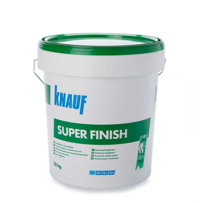 Knauf Super Finish 28kg  Špakteļmasa universālā zaļā