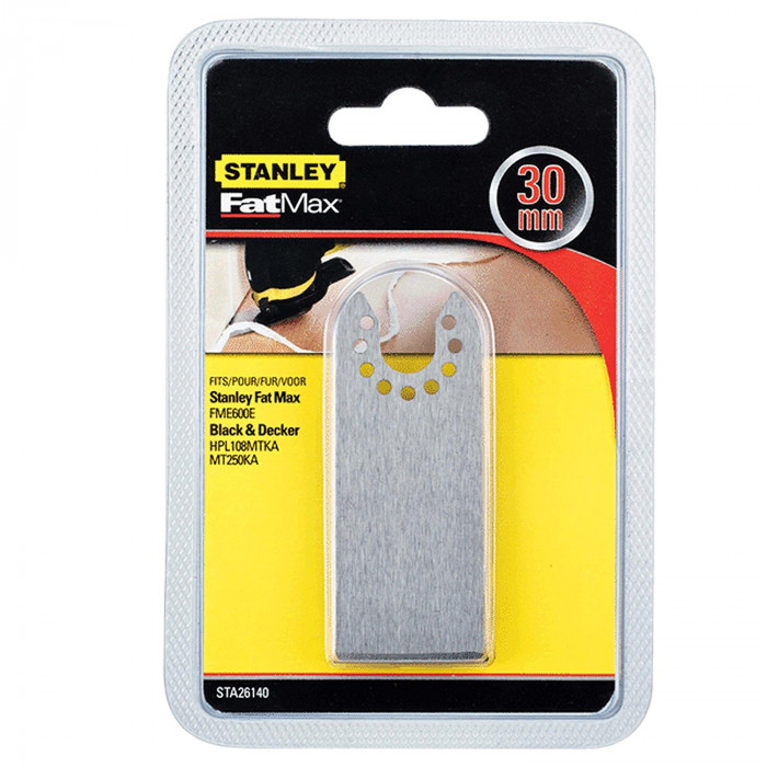 Stanley Flexible Steel Spatula 30 x 50 mm