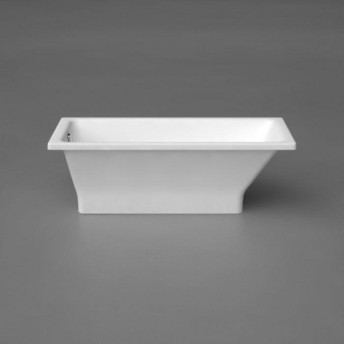 bathtub Vispool Ette 170x70  white, with dek.,siphon