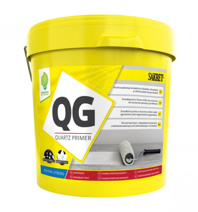 Sakret QG 5kg Quartz primer