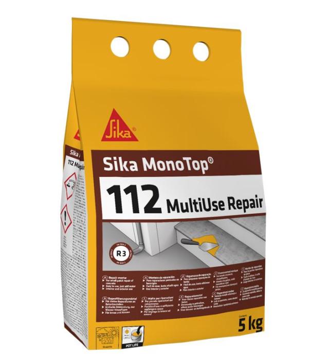Sika MonoTop 112 MultiUse Repair 5kg Mortar