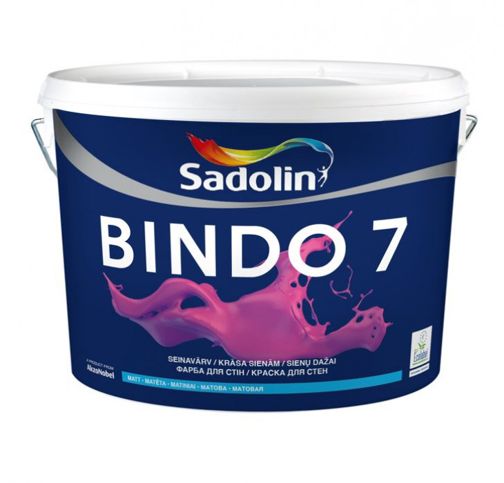 PAINT BINDO 7 BW 10 L