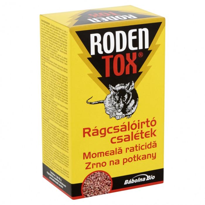 RODENTOX inde ūdensžurk.,  pelēm,žurkām (graudi) 150g