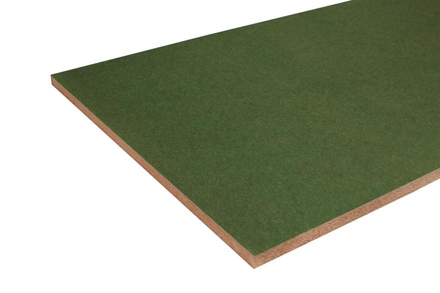 Isoplaat fiber plate 2700x1200x25mm, moisture-resistant, wind (45sheets/pallet)