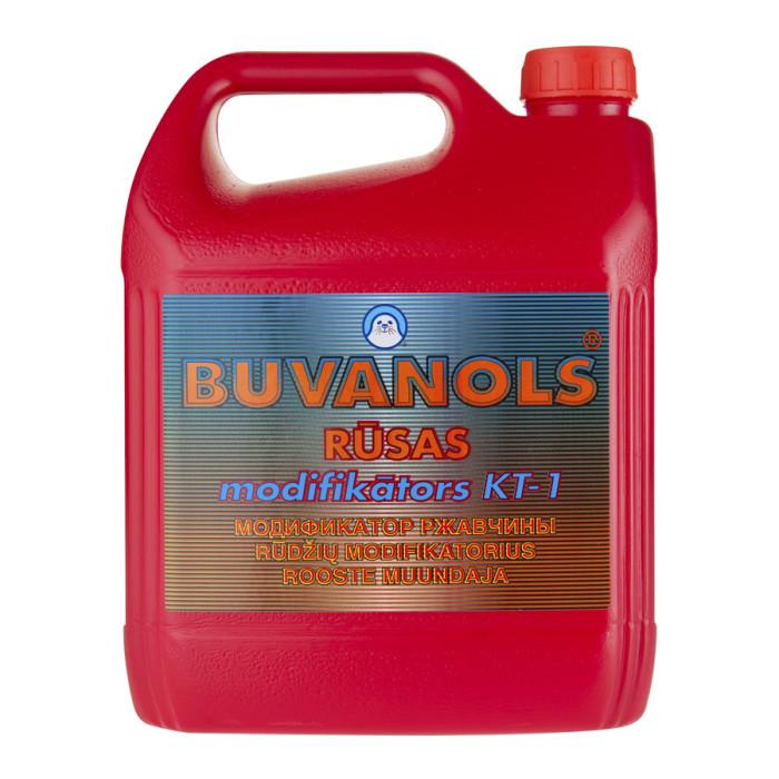 BUVANOL 4L rust modificator KT-1