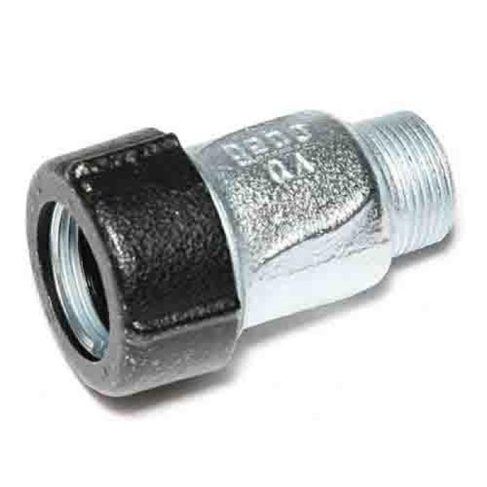Reducer to external thread Dn 40 (47,9 - 51,5) 1 1/2''