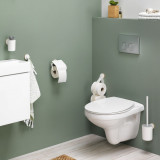 URBAN tualetes birste, balta