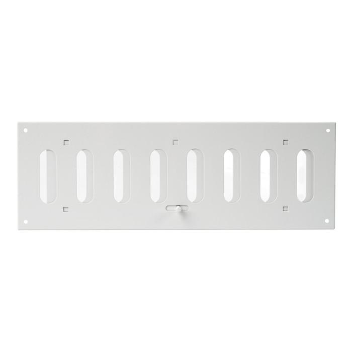 grillemetal,300x100mm,adjustable,white