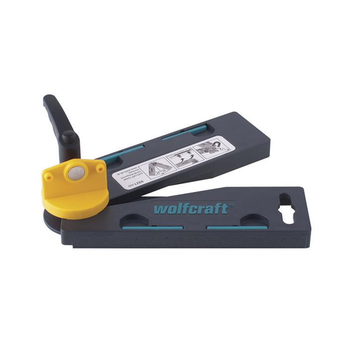 Wolfcraft складной угольник 30-180° 6921000