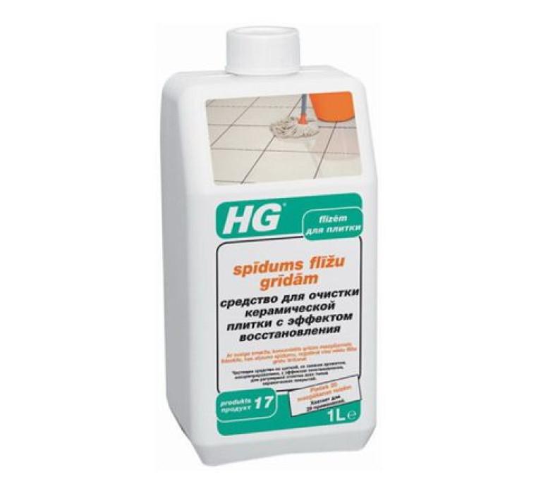 HG shine restoring tile cleaner 1L